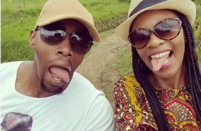 Salamina Mosese Gives Hubby Howza A Sweet B'day Shoutout