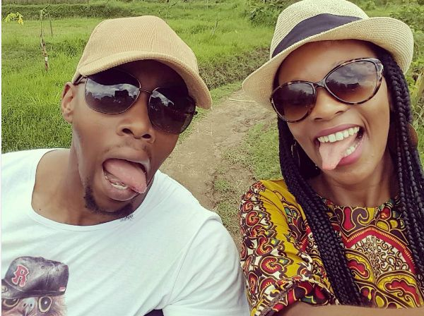 Salamina Mosese Takes Time To Appreciate Her Husband Howza