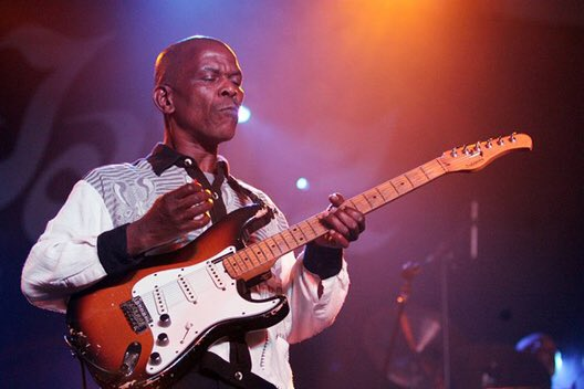 South African Music Legend Ray Phiri Has Died