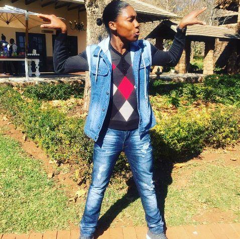 """When I Pee, I Pee Like A Woman,"" Says Caster Semenya"