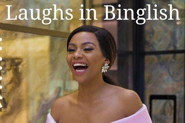 Bonang Strikes Again With Her Binglish: Black Twitter Reacts