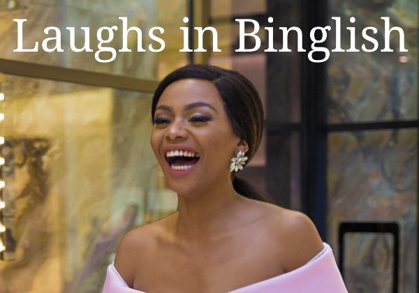 Bonang Strikes Again With Her Binglish: Black Twitter Reacts