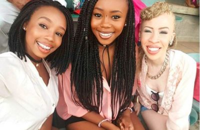 Bontle Modiselle On Being Protective Of Her Sister Refilwe!