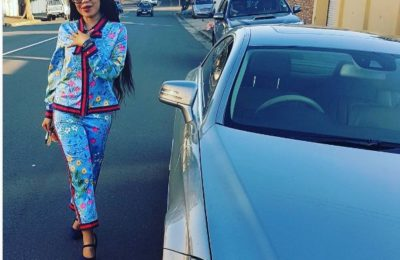 B*tch Stole My Look! Bonang Vs Mshoza: Who Wore It Best?