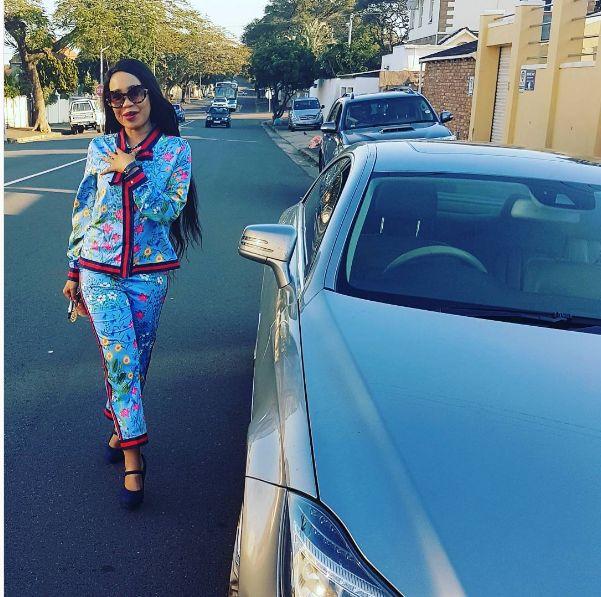 B*tch Stole My Look! Bonang Vs Mshoza: Who Wore It Best?