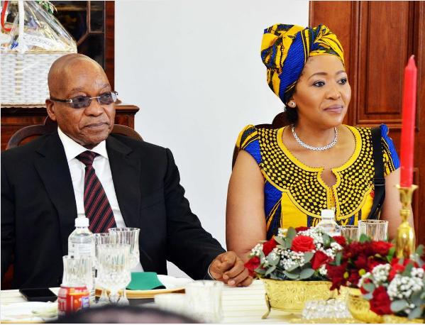 First Lady Zuma Shares How Jacob Zuma Wooed Her