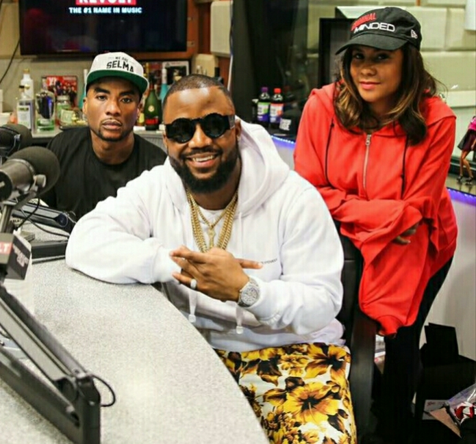Watch! Cassper Threw Major Shade At AKA On The Breakfast Club