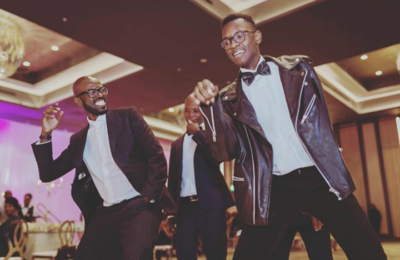 Black Coffee Celebrates His Eldest Son Turning 18