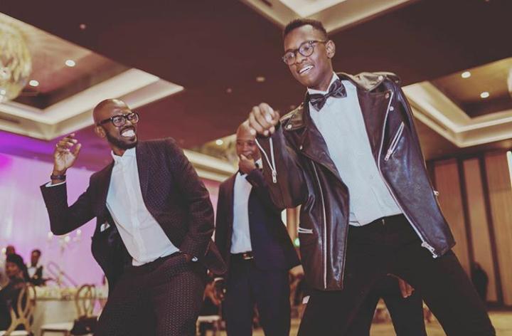 Black Coffee Celebrates His Eldest Son Turning 18