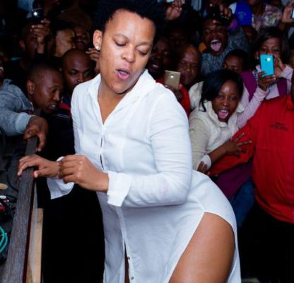 Zodwa WaBantu Too Scared To Perform In Zim - OkMzansi