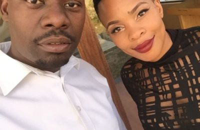 Love Goals! Masechaba Ndlovu Gushes Over Her Husband