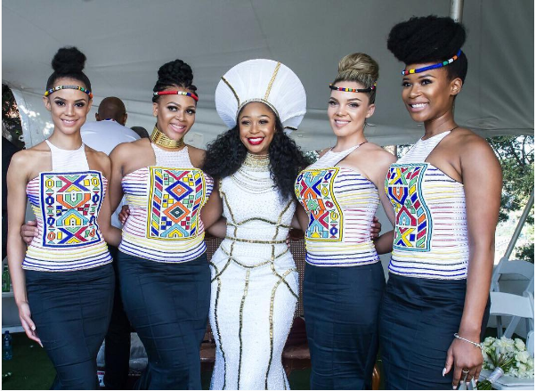 Minnie Dlamini To Celebrate Bachelorette In France