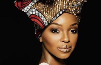 Nandi Madida Scores An International Gig