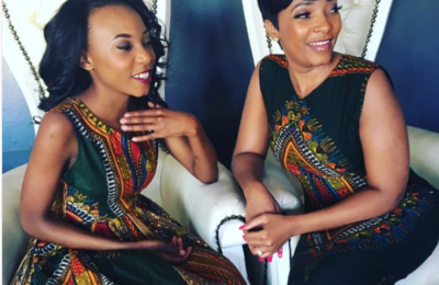 Palesa Madisakwane Gushes Over Her Daughter Bahumi