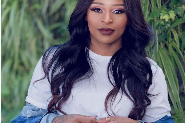 Pic! DJ Zinhle Builds Herself A House