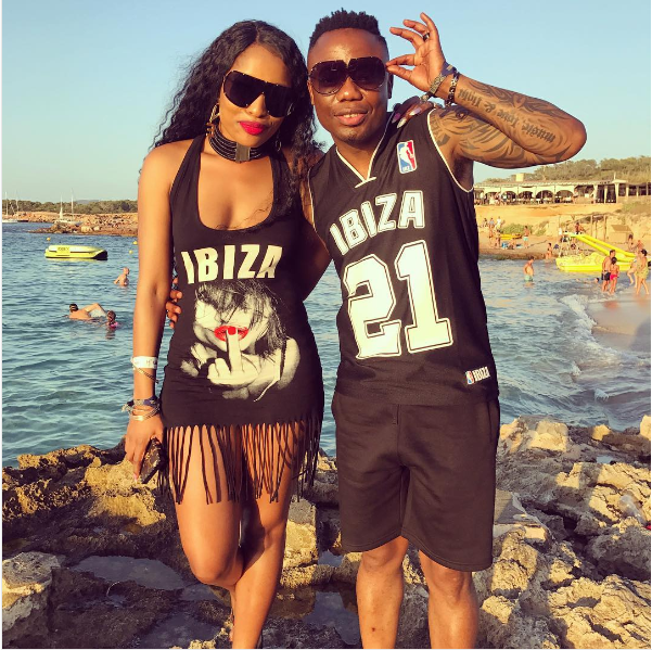 'I Disappeared But I Came Back And Put A Ring On It,' Says DJ Tira