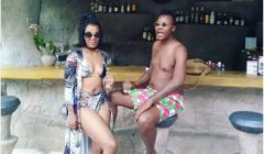 Pics! Inside Toll A$$ Mo And Mome's Baecation