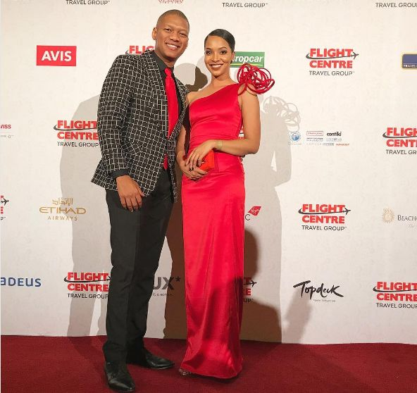 Proverb Gushes Over His 'Angel' Liesl Laurie