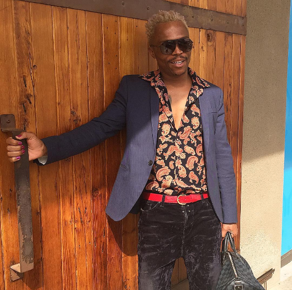 Somizi Opens Up About His Struggle With Exhaustion