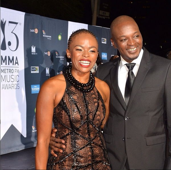 Thomas And Unathi's Marriage Reportedly On The Rocks
