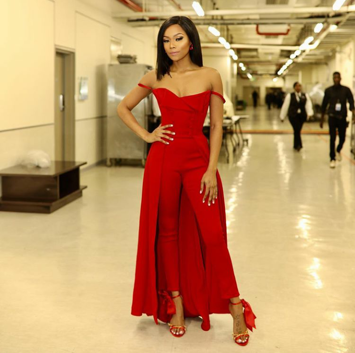 Top 10 Best Dressed Celebs At The DSTVMVCAs