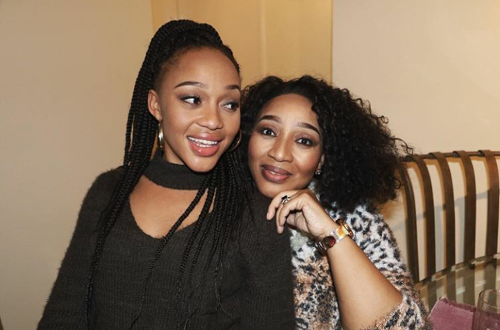 Photo of Thando Thabethe On The Sacrifices Her Mother Made For Her