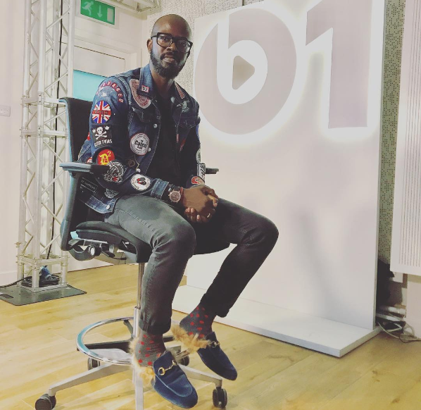 Black Coffee Responds To His Facebook Death Hoax