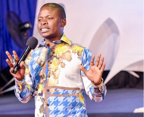 Check Out What Prophet Bushiri Is Now Selling To His Followers