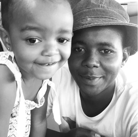 Cornet Mamabolo Gushes Over His Daughter