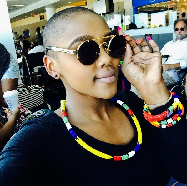 Former Uzalo Actress Thandeka Zulu Shows Off Her Bae