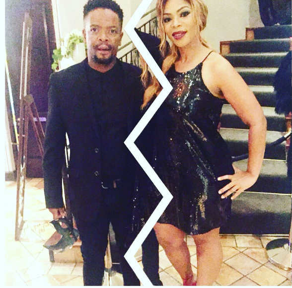 """""""It Was Time To Let Everyone Know,"""" Trevor Gumbi On Split From Wife"""