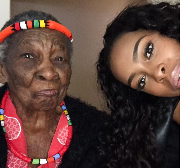 """I've Lost Both My Mothers,"" KNaomi Mourns Her Grandmother"