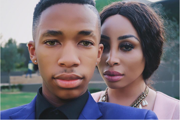 Lasizwe Speaks On Sister Khanyi Mbau Calling Him Out On About That Sandton House