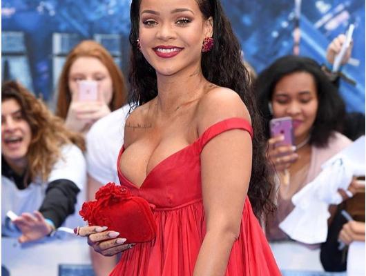 LOL! Rihanna Wants Her Virginity Back