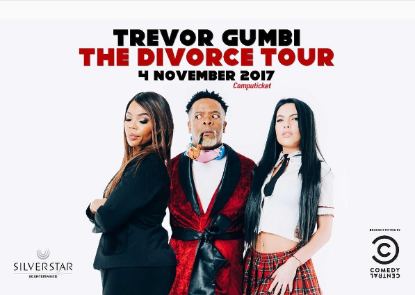 Loyiso Bala Throws Shade At Trevor Gumbi's Comedy 'Divorce Tour'