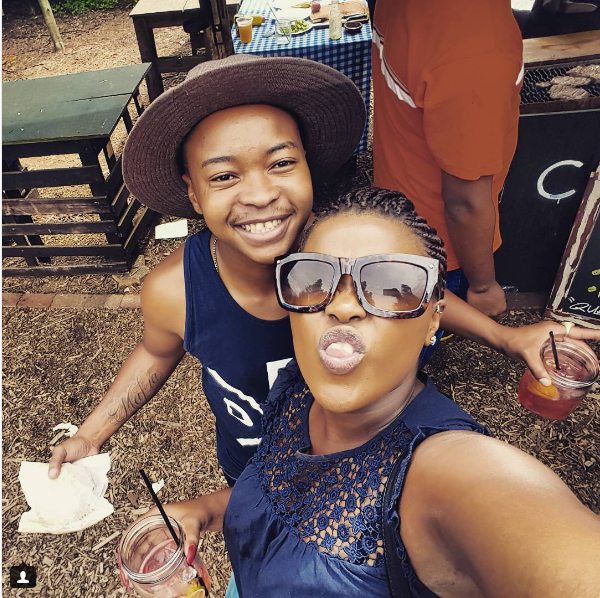 Pics! 5 Times Junior Singo And His Bae Were The Cutest