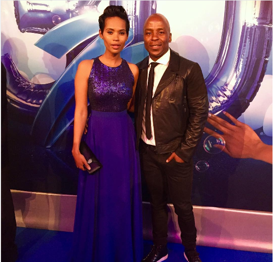 Pics! Kabelo And Gail Mabalane Are Expecting Baby Number 2