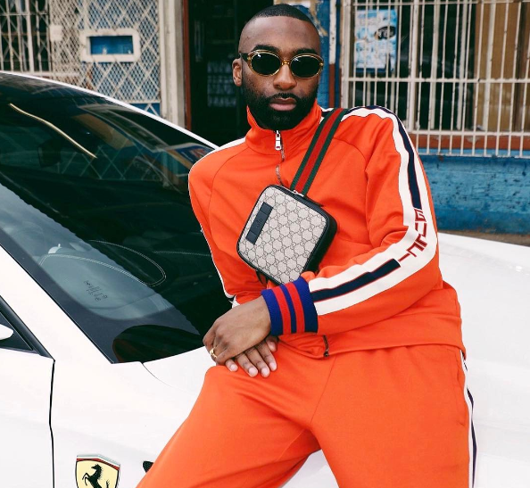 Riky Rick Responds To Backlash Over 'Humiliating A Fan With Fake Sneakers'