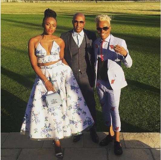 The Best Dressed Celebs At Minnie Dlamini's Wedding