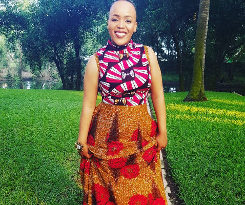 Tumi Morake Hits Back At Being Accused Of Making Racist Remarks