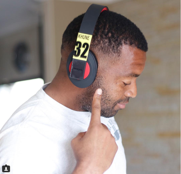 Twitter Creates Sad Playlist For Khune As Minnie's Wedding Draws Near