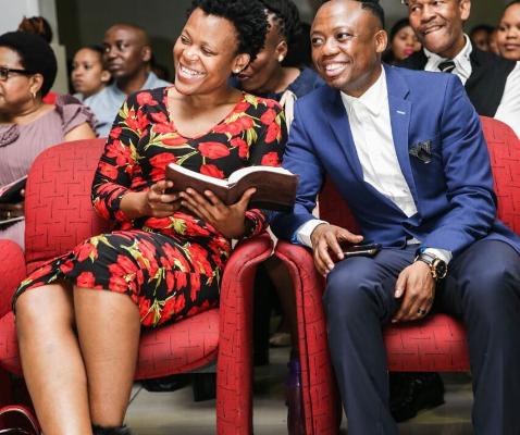 Watch! Zodwa Takes Her Famous Dance Moves To Church