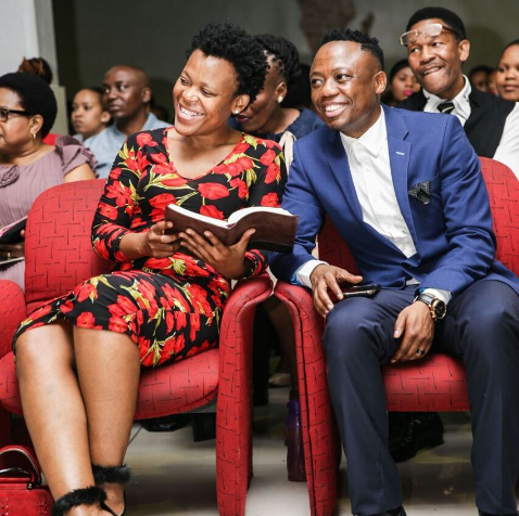 Zodwa Denies Being Pimped By DJ Tira Rumors