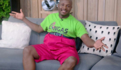 Dr Malinga's New Business Venture Is Selling Water