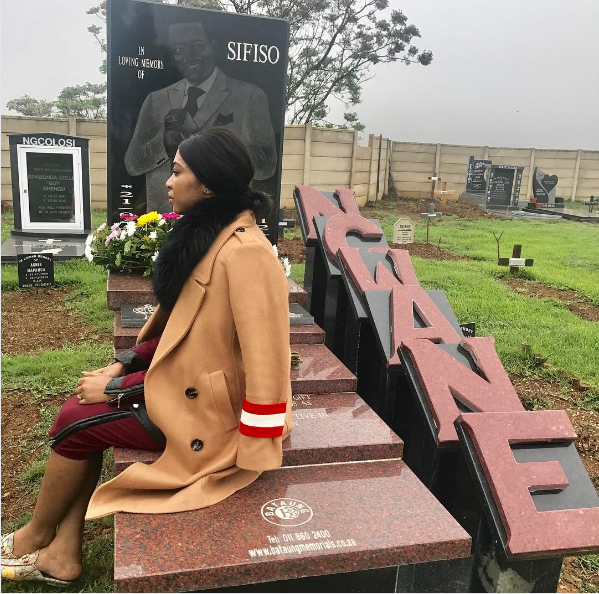 'I Have No Plans To Marry Again,' Says Ayanda Ncwane