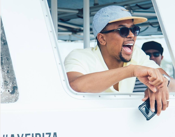 Maps Maponyane Bags Another Major Gig