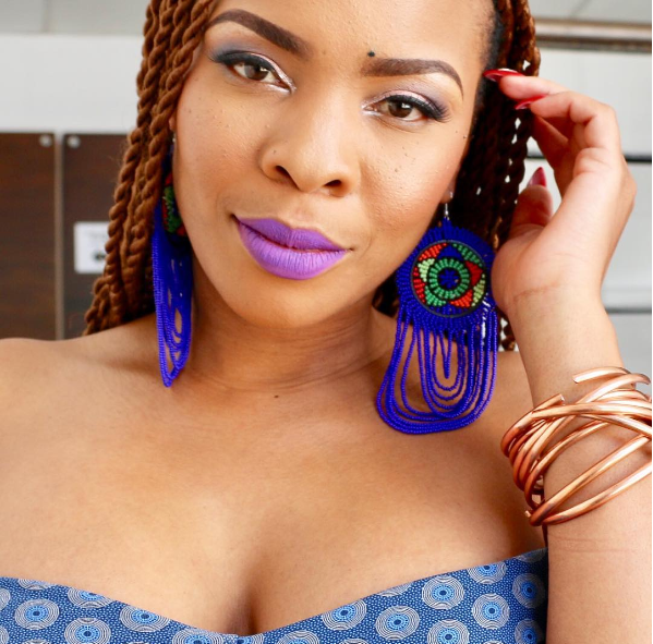 Masechaba Ndlovu Fires Shots At Riky Rick For Embarrassing Teen Fan