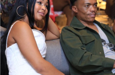 Minnie Dlamini Shows Somizi Some Love