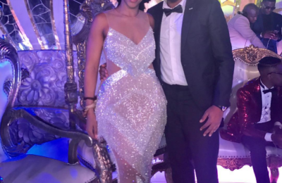 More Proof That Khune And Sbahle Mpisane Are Still Dating