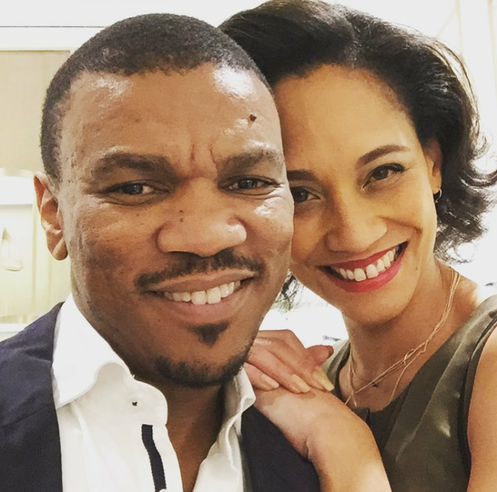 SA Celeb Former Couples Who Had Drama Free Breakups